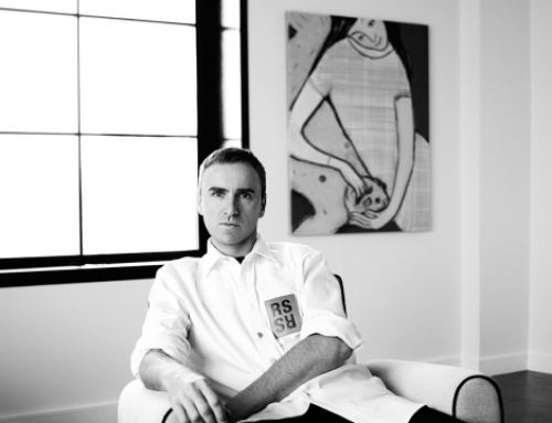Raf Simonsis leavinghis position as Chief Creative Officer